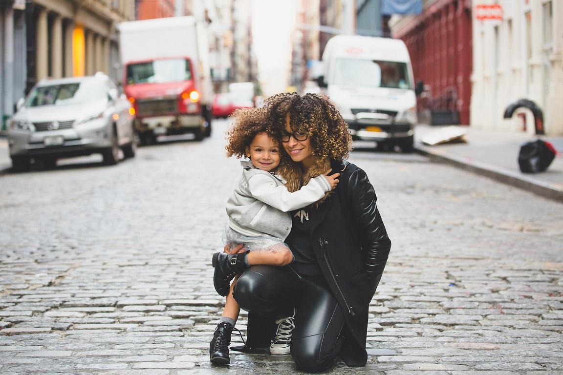Daten met een alleenstaande moeder